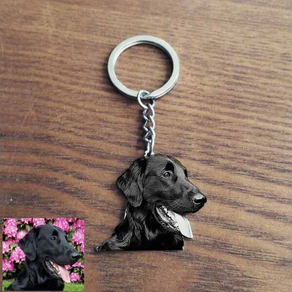 12060171127362 600x600 - Custom Pet Photo Keychain