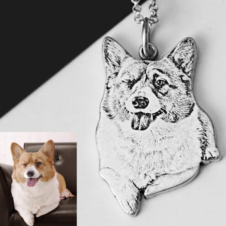 3566876176261 - Engraved Pet Necklace 925 Silver