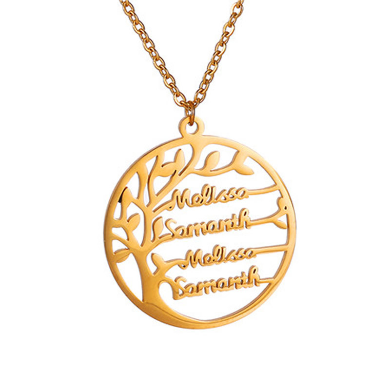 3625653487904 - Personalized Family Tree of Life Necklace