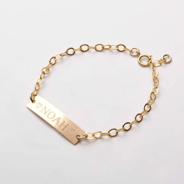 cdn shopify com product image 934198541 1024x1024 600x600 - Personalized Name Baby Bracelet