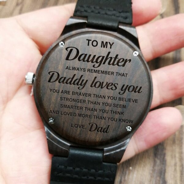 il 794xN.1729128338 s7fc 600x600 - Engraved Wooden Watch For Anniversary Birthday Gift