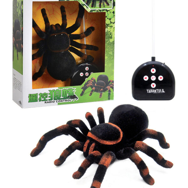 1372875983826 600x600 - Simulation Remote Control Animal Toy Tricky Mouse Spider Lizard