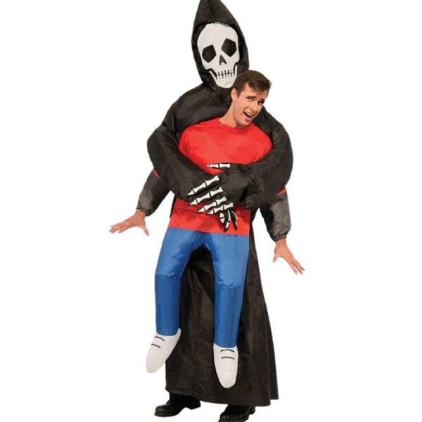 2905721260472 600x600 - Inflatable Halloween Costume For Adult and Kids Christmas Halloween Birthday Party Fun Toys Dress Up Cosplay Costumes Outfit
