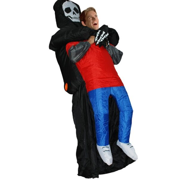 3271921533935 600x600 - Inflatable Halloween Costume For Adult and Kids Christmas Halloween Birthday Party Fun Toys Dress Up Cosplay Costumes Outfit