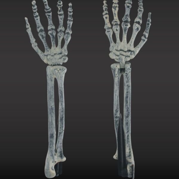 647543721970 600x600 - Halloween decoration props skull claws horror funny simulation haunted house garden plastic  simulation ornaments
